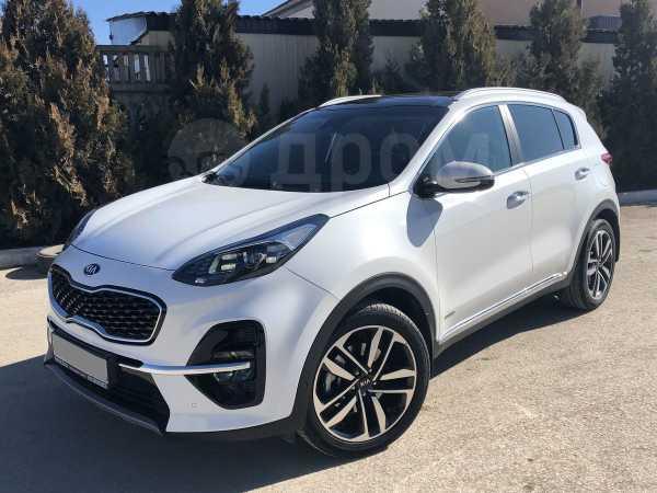 Kia Sportage, 2018 год, 1 899 999 руб.