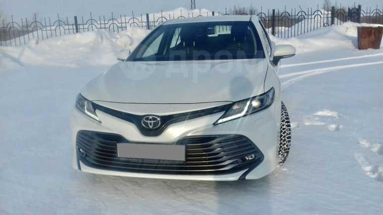 Toyota Camry, 2018 год, 1 810 000 руб.