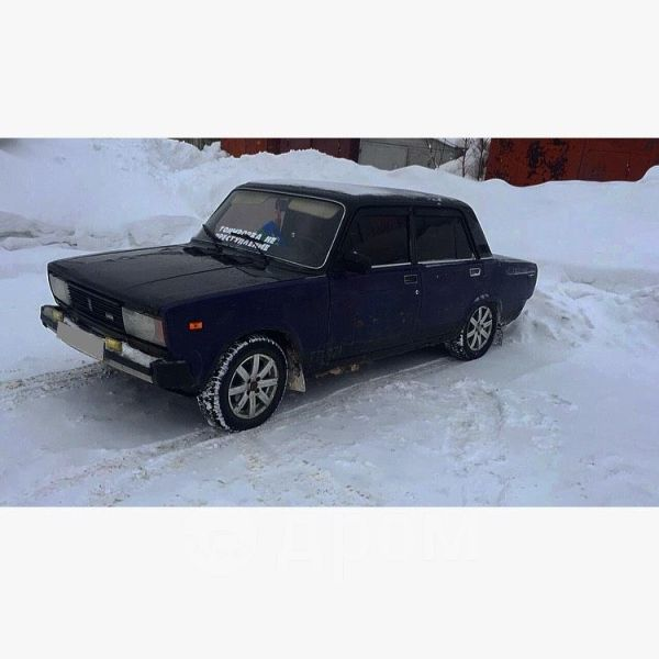 Лада 2105, 1985 год, 25 000 руб.
