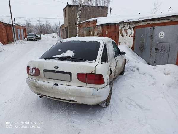 Ford Escort, 1999 год, 35 000 руб.