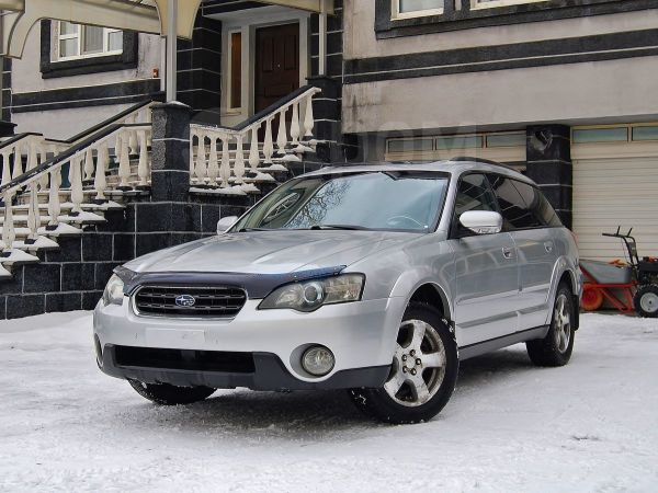 Subaru Outback, 2005 год, 409 000 руб.