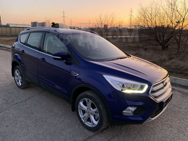 Ford Kuga, 2018 год, 790 000 руб.