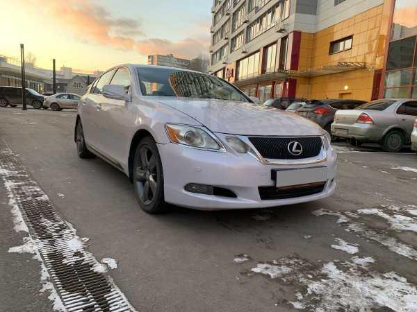 Lexus GS460, 2007 год, 770 000 руб.