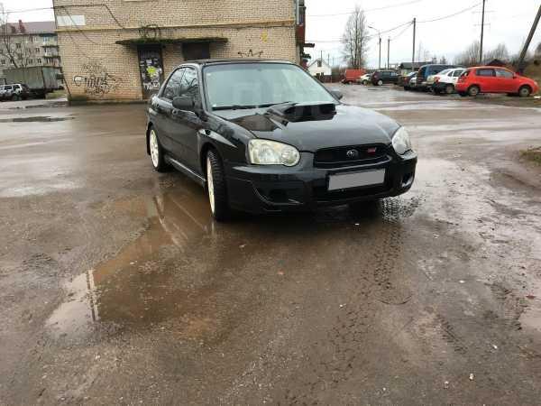 Subaru Impreza WRX, 2004 год, 340 000 руб.