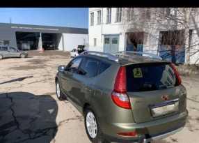Кисловодск Emgrand X7 2016