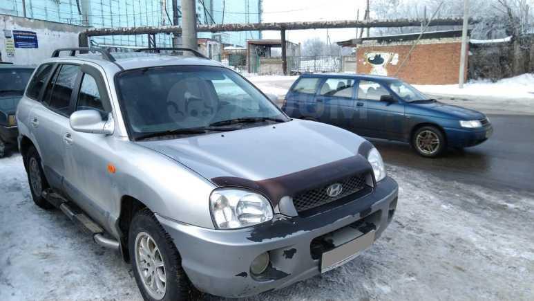 Hyundai Santa Fe, 2003 год, 344 000 руб.