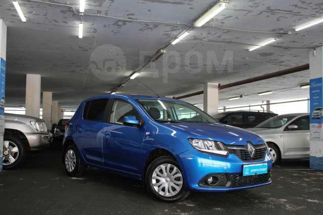Renault Sandero, 2016 год, 489 000 руб.
