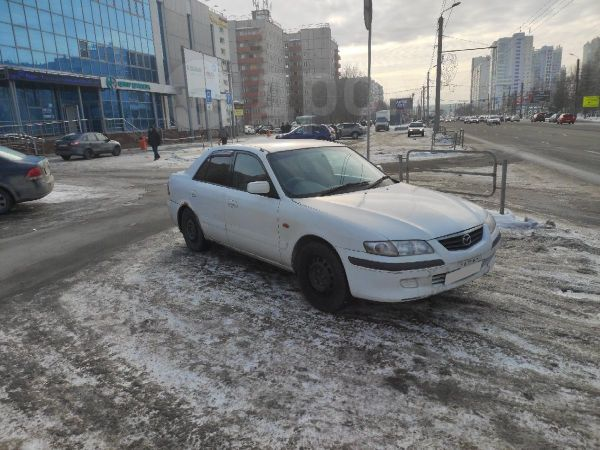 Mazda Capella, 2000 год, 115 000 руб.