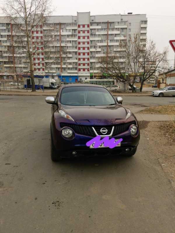 Nissan Juke, 2014 год, 1 050 000 руб.