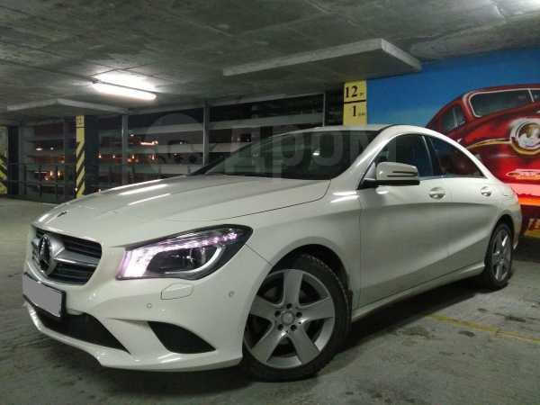 Mercedes-Benz CLA-Class, 2014 год, 1 280 000 руб.