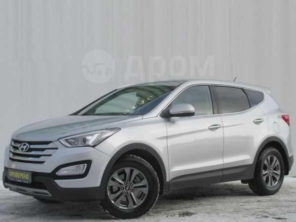 Hyundai Santa Fe, 2014 год, 1 139 000 руб.