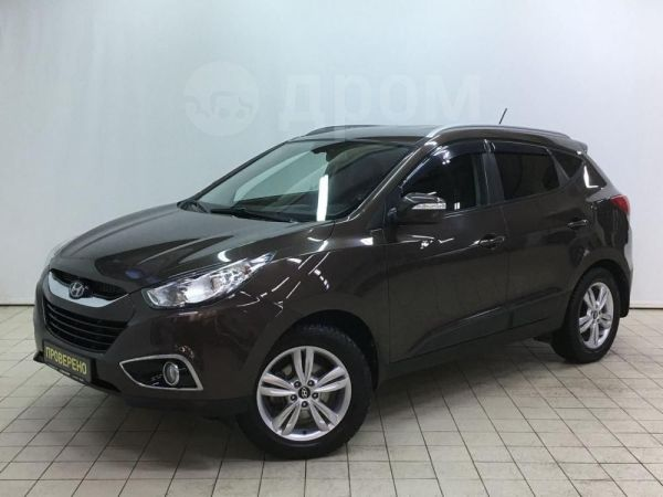 Hyundai ix35, 2012 год, 959 000 руб.