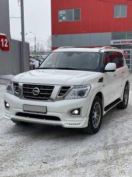 Южно-Сахалинск Nissan Patrol 2015