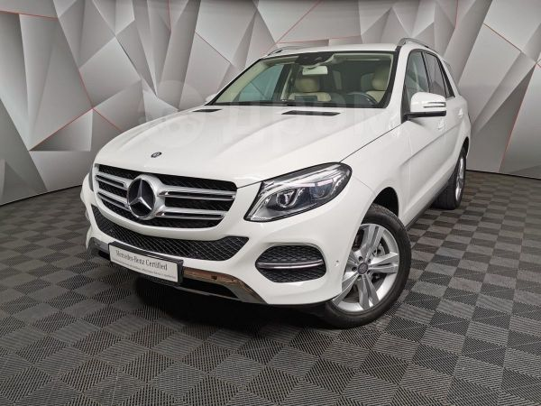 Mercedes-Benz GLE, 2015 год, 2 965 000 руб.