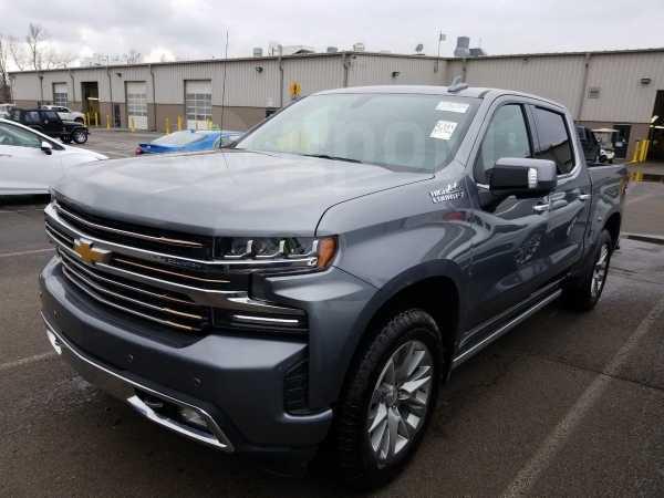 Chevrolet Silverado, 2020 год, 5 700 000 руб.