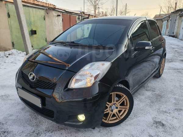 Toyota Vitz, 2010 год, 450 000 руб.