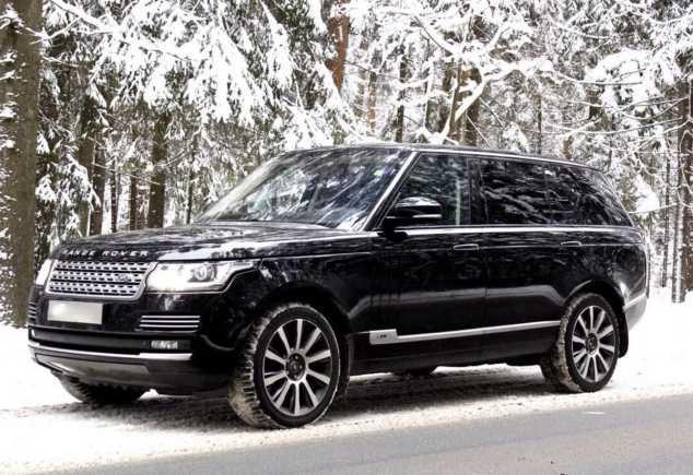 Land Rover Range Rover, 2013 год, 4 500 000 руб.
