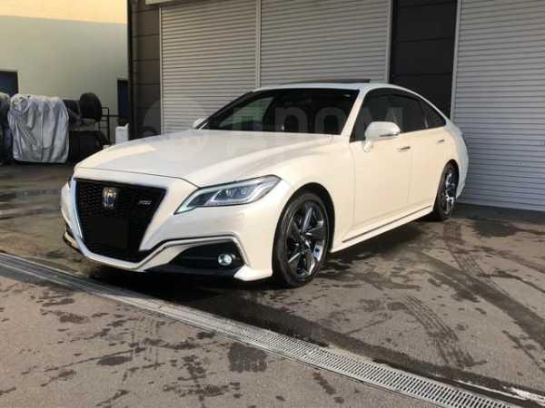 Toyota Crown, 2019 год, 1 635 000 руб.