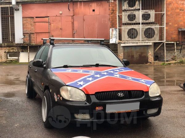 Hyundai Sonata, 1999 год, 133 000 руб.