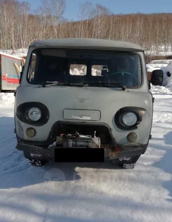 УАЗ Буханка, 1987 год, 130 000 руб.