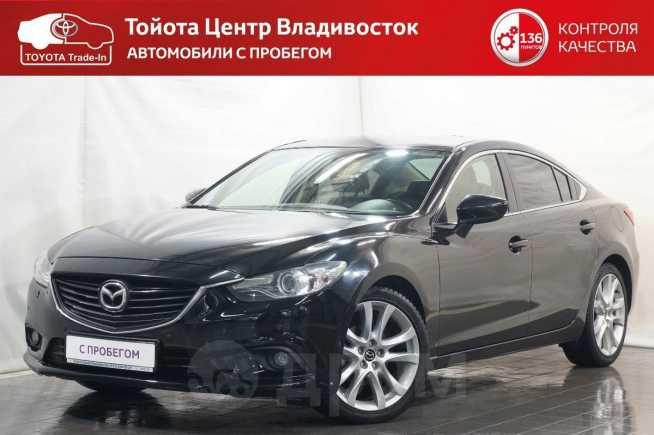 Mazda Mazda6, 2013 год, 830 000 руб.