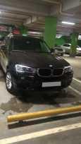 BMW X3, 2015 год, 1 560 000 руб.