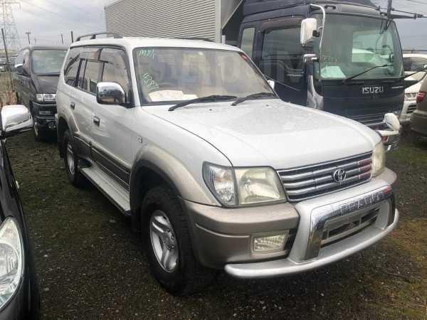 Toyota Land Cruiser Prado, 2002 год, 660 000 руб.