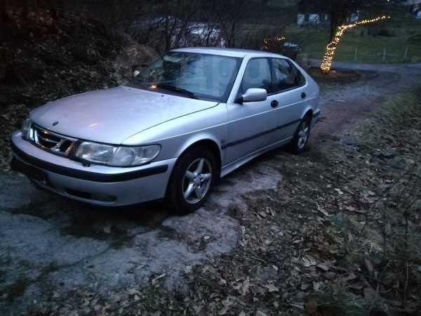 Saab 9-3, 2000 год, 280 000 руб.