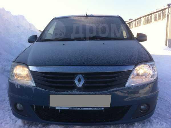 Renault Logan, 2010 год, 320 000 руб.