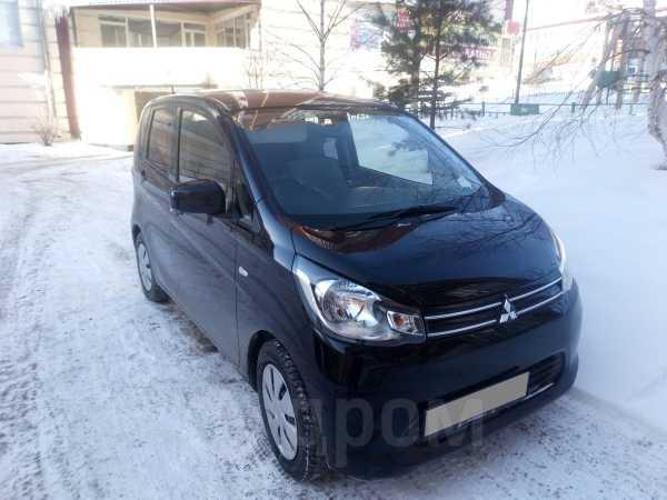 Mitsubishi eK Wagon, 2015 год, 350 000 руб.