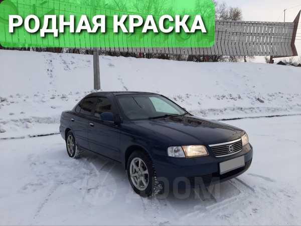 Nissan Sunny, 2002 год, 233 000 руб.