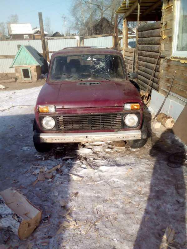 Лада 4x4 2121 Нива, 2000 год, 120 000 руб.