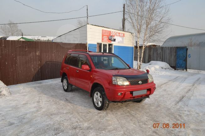 Nissan X-Trail, 2001 год, 365 000 руб.