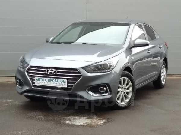 Hyundai Solaris, 2017 год, 784 000 руб.
