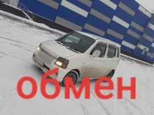 Новосибирск Wagon R 2002