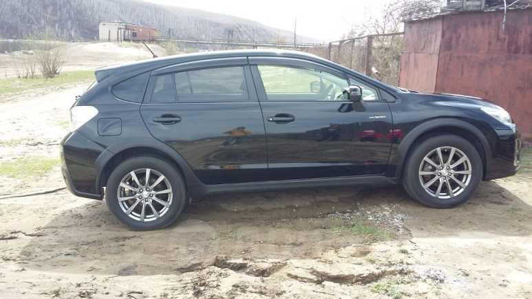 Subaru XV, 2016 год, 1 200 000 руб.