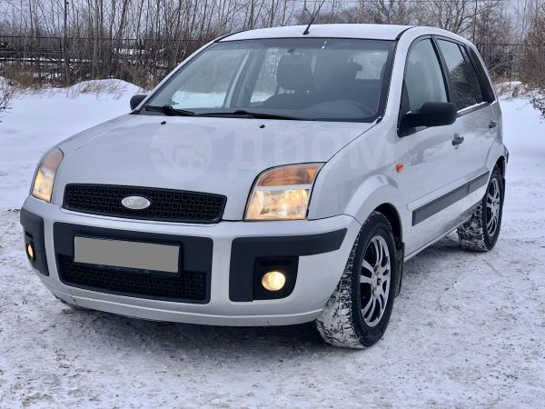 Ford Fusion, 2006 год, 269 000 руб.
