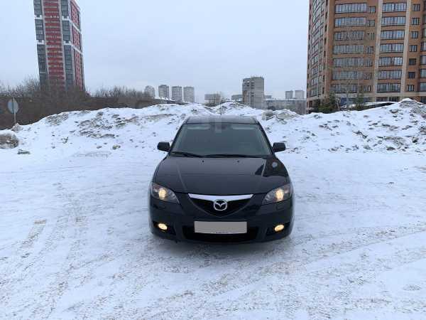 Mazda Mazda3, 2007 год, 418 000 руб.