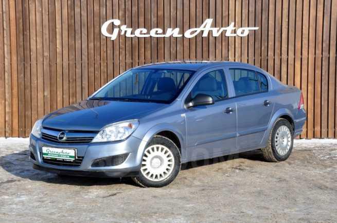 Opel Astra, 2009 год, 327 000 руб.