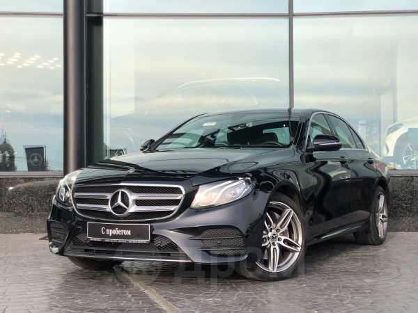Mercedes-Benz E-Class, 2018 год, 2 364 000 руб.