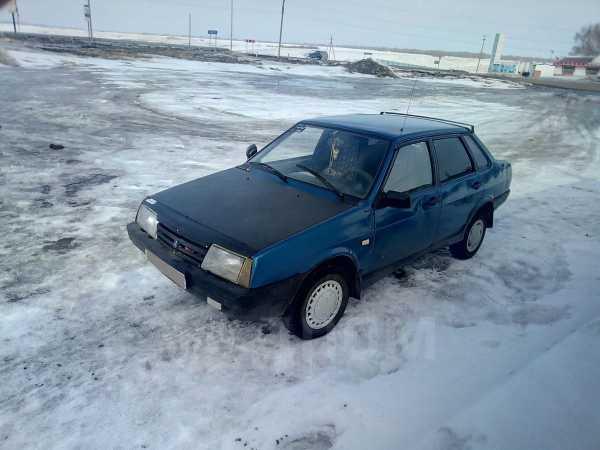 Лада 21099, 1995 год, 23 000 руб.