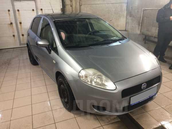 Fiat Punto, 2007 год, 260 000 руб.