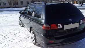 Красноярск Caldina 2000