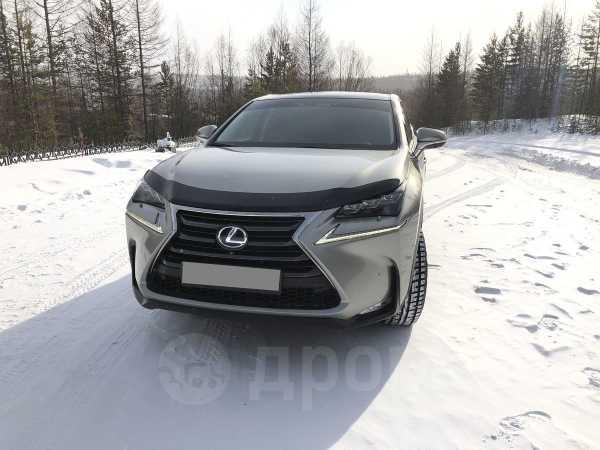 Lexus NX300h, 2015 год, 2 575 000 руб.