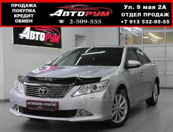 Toyota Camry, 2013 год, 1 247 000 руб.
