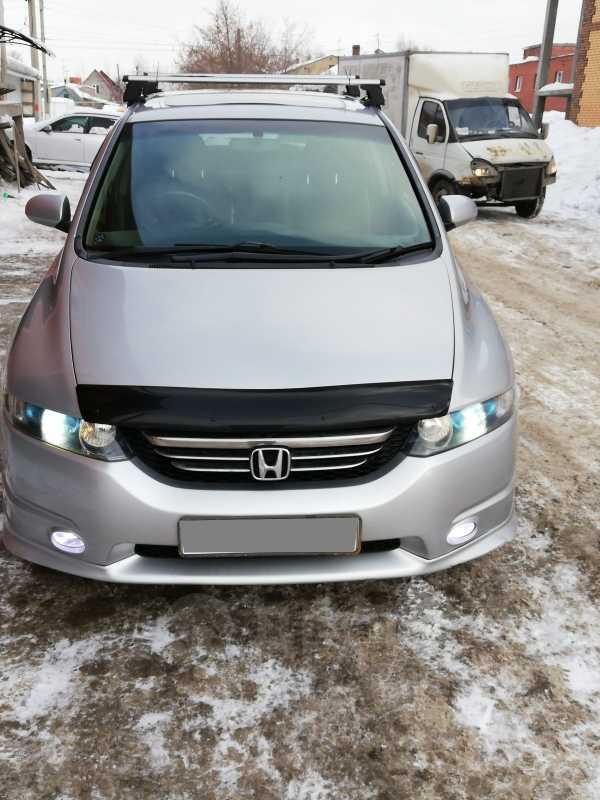 Honda Odyssey, 2004 год, 540 000 руб.