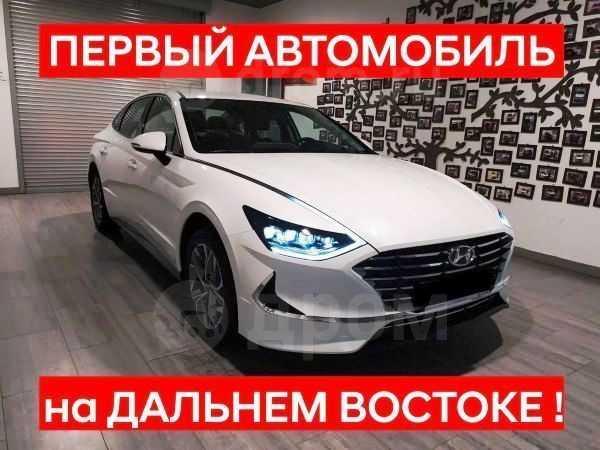 Hyundai Sonata, 2020 год, 1 831 000 руб.