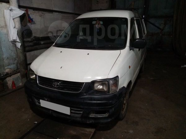 Toyota Town Ace, 2002 год, 135 000 руб.