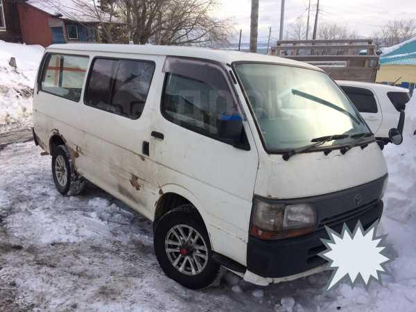 Toyota Hiace, 1997 год, 230 000 руб.