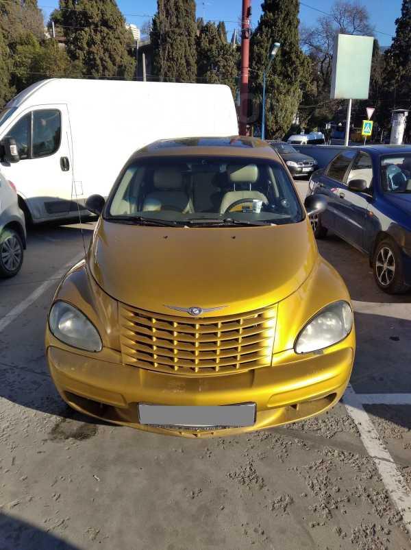 Chrysler PT Cruiser, 2002 год, 285 000 руб.
